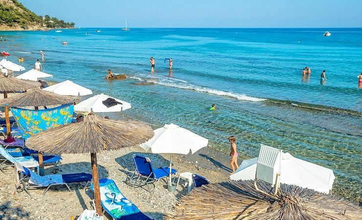 8fefa760b Dolphin Beach - Halkidiki Hotels in Greece