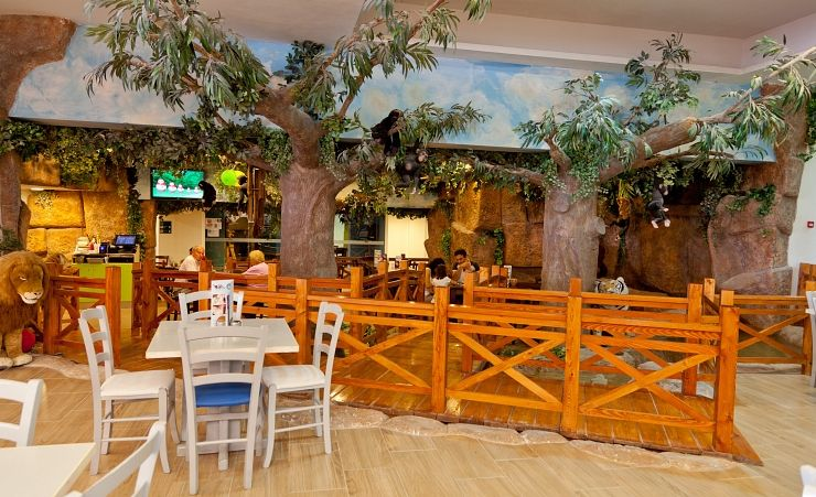 The Jungle Restaurant
