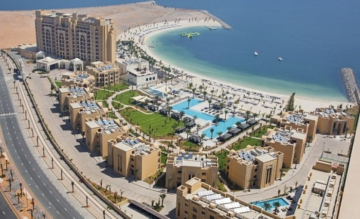 DoubleTree By Hilton Resort and Spa Marjan Island