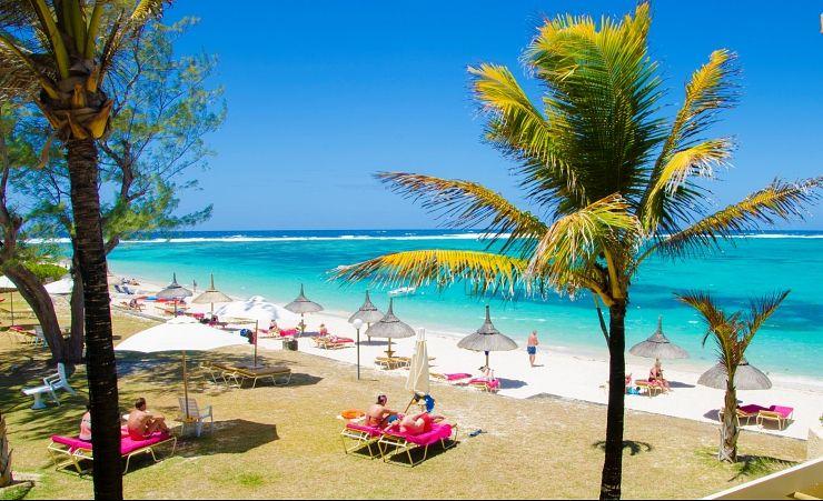 Silver Beach Trou D Eau Douce Hotels In Mauritius