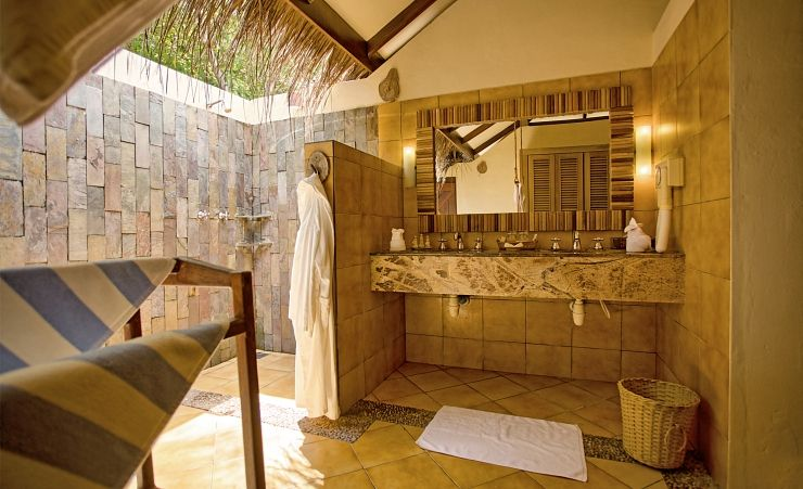 Deluxe Villa Bathroom