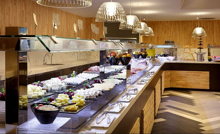 Buffet Restauarant