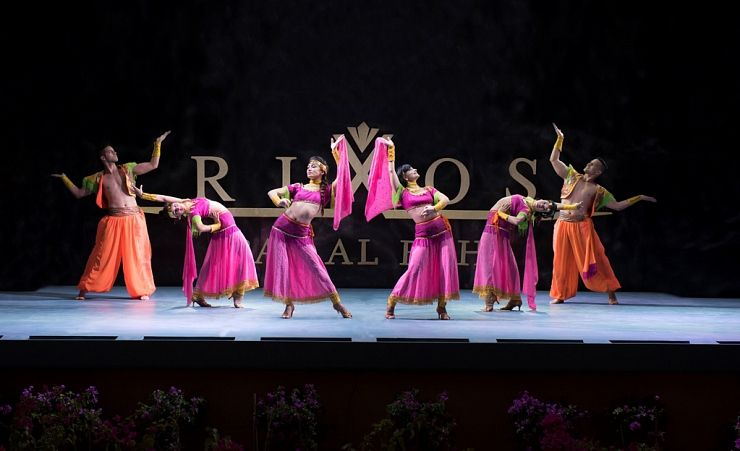 Rixos Bab Al Bahr   Entertainment