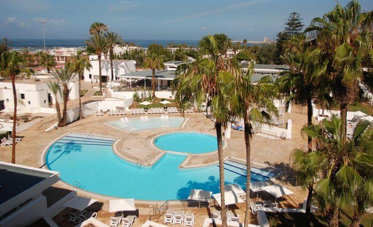 Les Almohades Beach Resort Agadir Hotels In Morocco Mercury Holidays