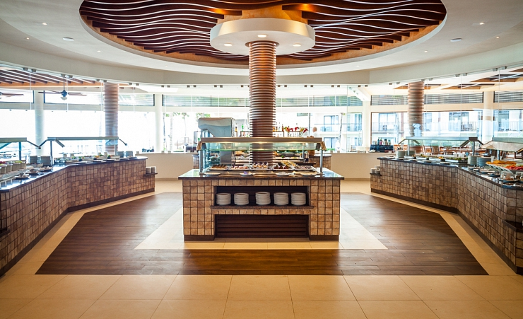 Buffet Dining Options