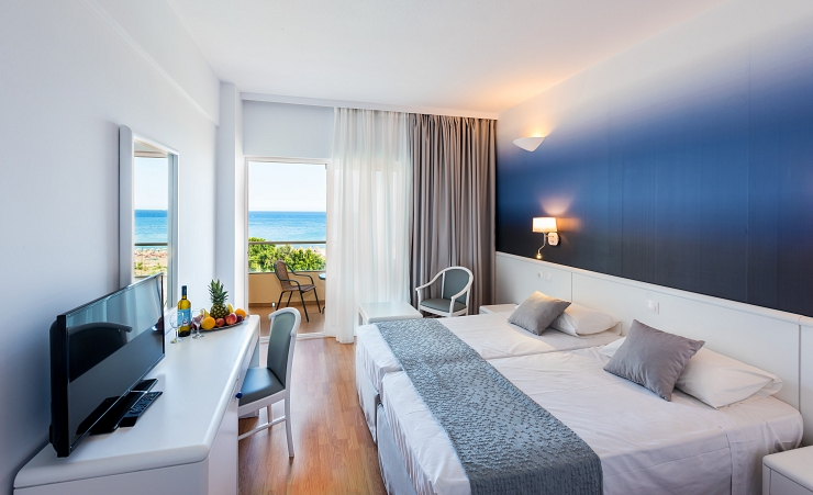Sea View Guestroom