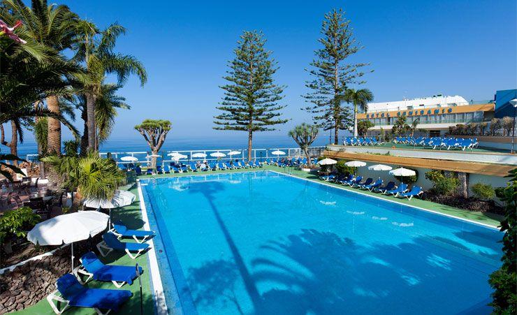 Best Semiramis Puerto De La Cruz Hotels In Tenerife Mercury Holidays