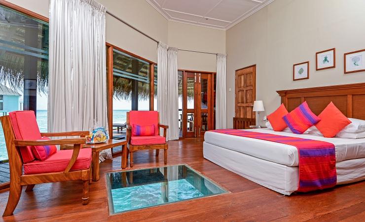 Adaaran Club Rannalhi - Maldives Islands Hotels in Maldives ...