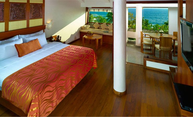 Arabian Sea View Room