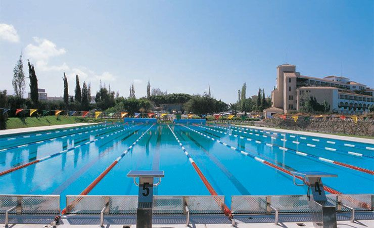 Coral beach hotel paphos hotels in cyprus mercury holidays - How many olympic sized swimming pools in uk ...