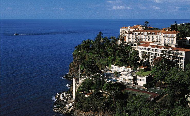 belmond reid 39 s palace funchal hotels in madeira mercury holidays. Black Bedroom Furniture Sets. Home Design Ideas