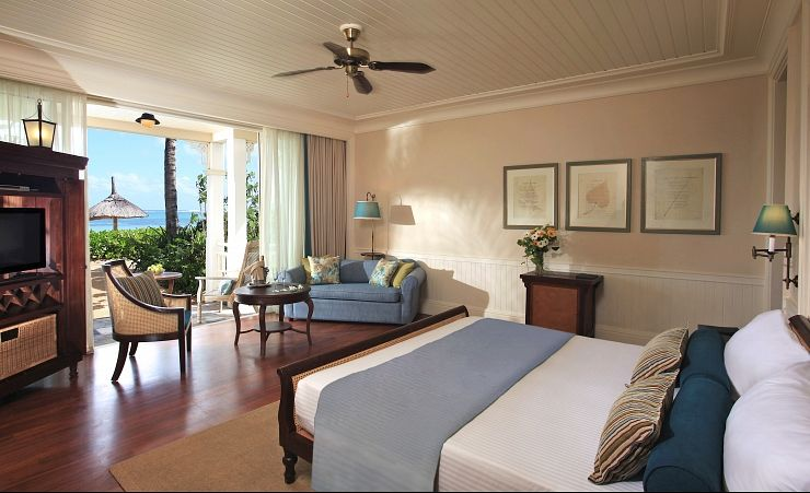 Deluxe Seaview Room Upgrade