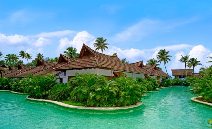 Kumarakom Lake Resort Kumarakom Hotels In Kerala Mercury Holidays