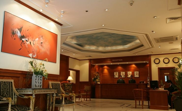 Marco polo dubai city hotels in dubai and further for Hotels in dubai city
