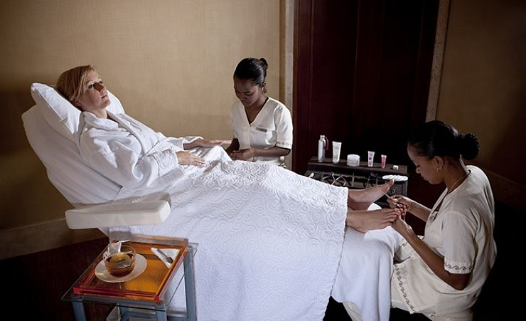 Shuiqi Spa Treatments