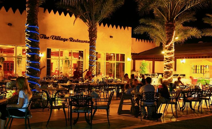 Evenings At The Village Restaurant