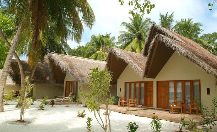The Beach Villas