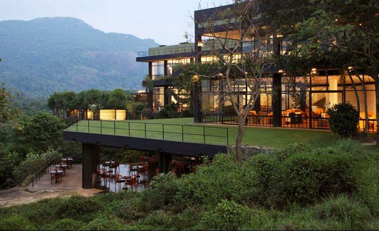 Heritance kandalama dambulla hotels in sri lanka for Kandalama hotel sri lanka