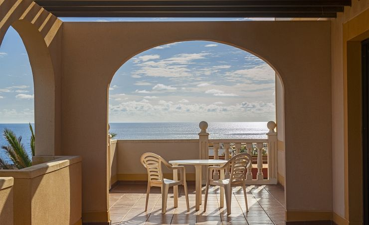 Seaview Apartment Terrace