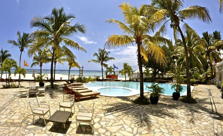 Hotel Villas Caroline Flic Flac Mauritius