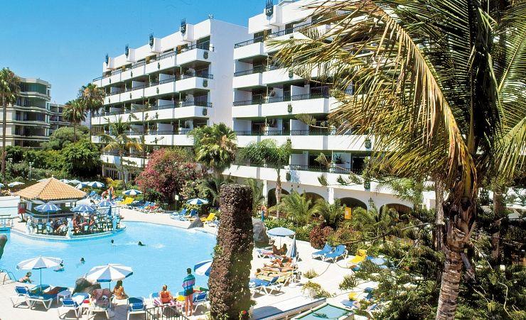 Hotel Rey Carlos Playa Ingles Gran Canaria