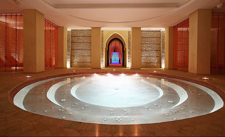 Inside The Spa