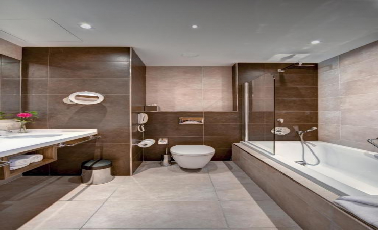 Suite Seaview Bathroom