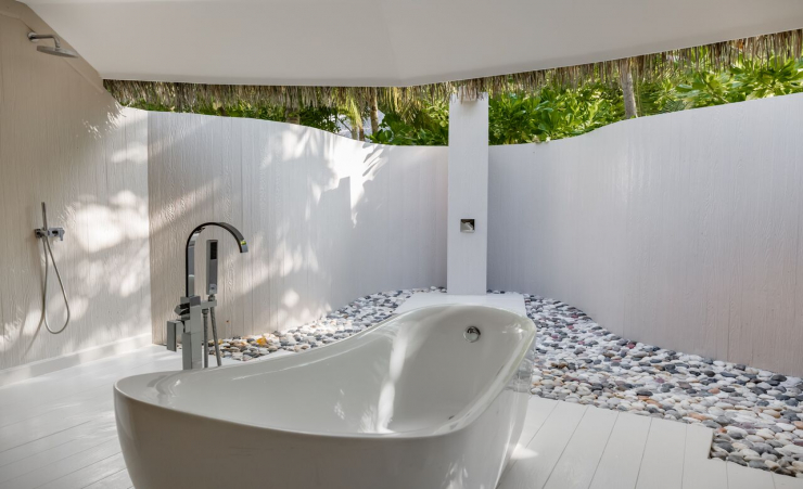 Reserve Beach Villa Bathroom