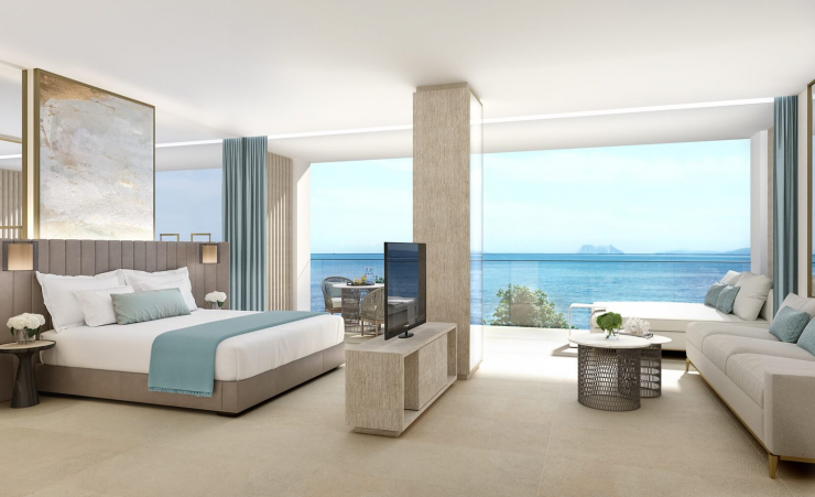 Panorama Junior Suite Seaview 1