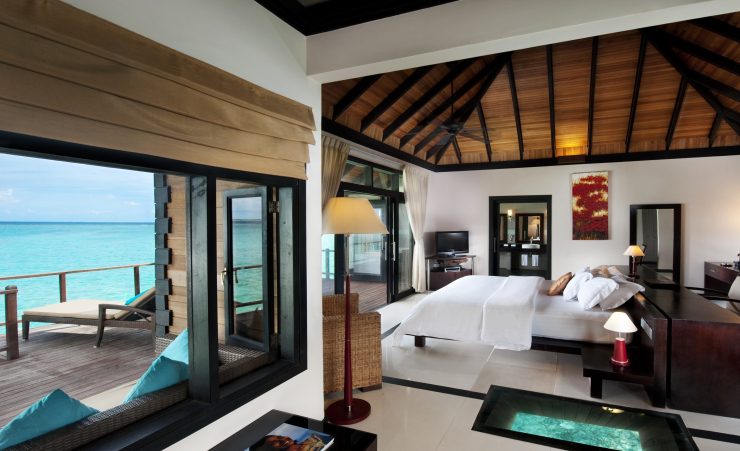 Room Water Villa