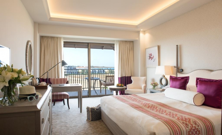 Deluxe Side Seaview Room