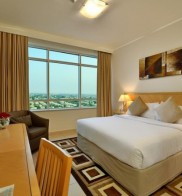 Oaks Liwa Heights Hotel Apartaments