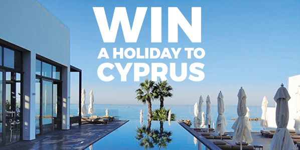 WIN a holiday to Cyprus!