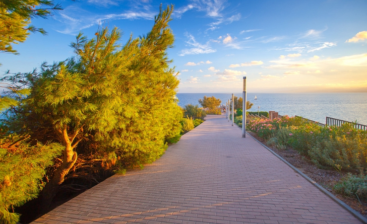 """Salou Boardwalk"""