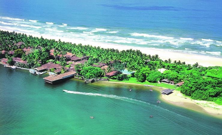 Hotel Club Bentota Sri Lanka
