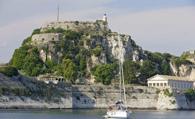 """Old Citadel Of Corfu"""