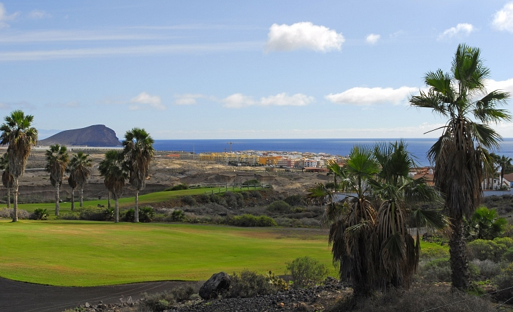 """Golf Course Tenerife"""