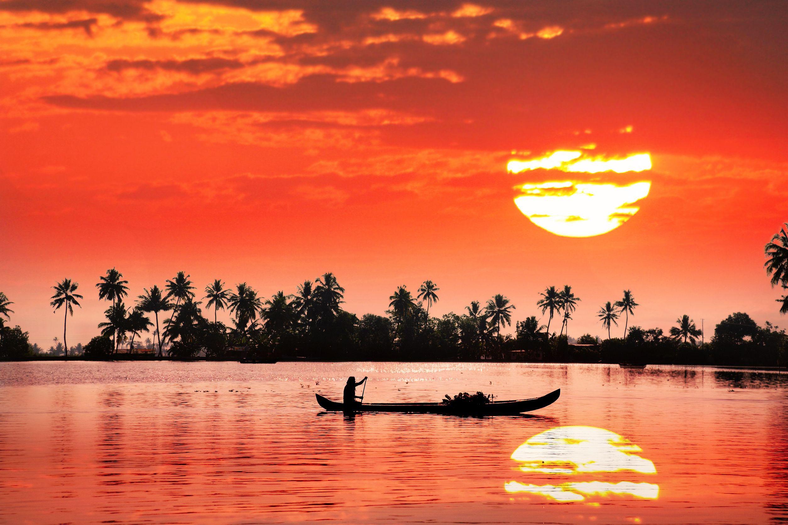 Rivers of Asia - China, Vietnam, Burma & Kerala - Oyster