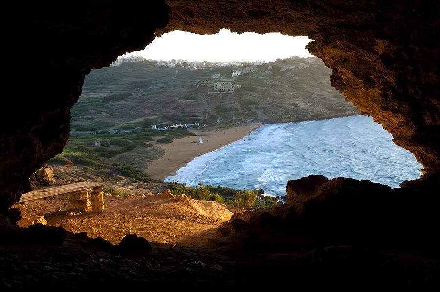 Calypso's cave Gozo